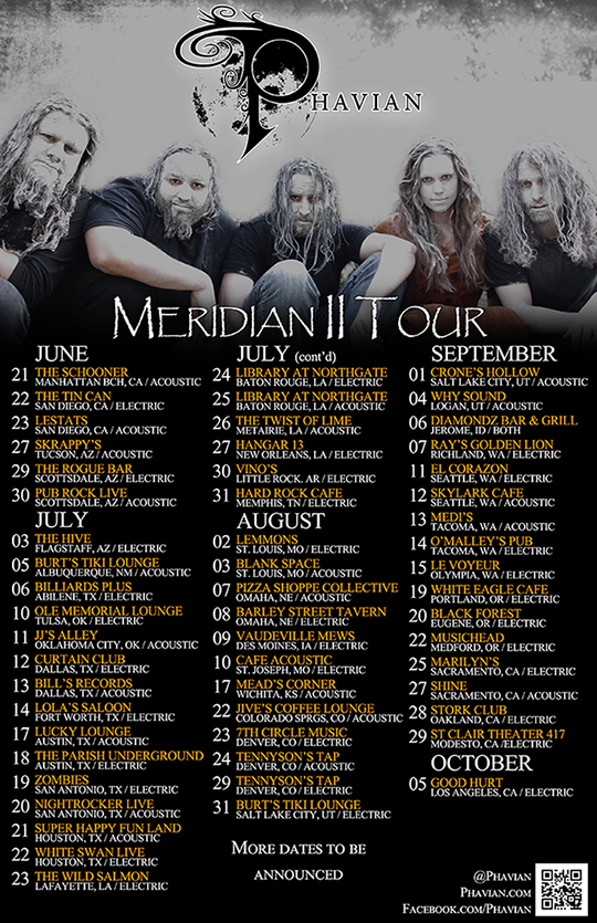 Meridian II Tour